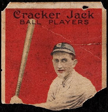 1915 Cracker Jack Joe Jackson 103 Baseball Cards