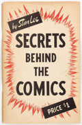 Books:Creator Biography, Secrets Behind The Comics #1 (Famous Enterprises Inc., 1947) Condition: FN/VF....