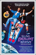 """Movie Posters:Comedy, Bill & Ted's Excellent Adventure & Other Lot (Orion, 1989).One Sheets (2) (27"""" X 41"""") SS & DS. Comedy.. ... (Total: 2Items)"""