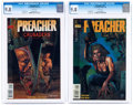 Modern Age (1980-Present):Horror, Preacher #22 and 33 CGC-Graded Group (DC, 1997-98) Condition: CGCNM/MT 9.8 White pages.... (Total: 2 Comic Books)
