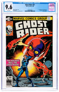 Modern Age (1980-Present):Superhero, Ghost Rider CGC-Graded Group of 5 (Marvel, 1980-82) CGC NM+ 9.6....(Total: 5 Comic Books)