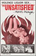 """Movie Posters:Crime, The Unsatisfied & Other Lot (Cambist Films, 1964). One Sheets(3) (27"""" X 41""""). Crime.. ... (Total: 3 Items)"""