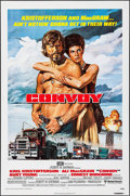 "Movie Posters:Action, Convoy & Other Lot (United Artists, 1978). One Sheets (2) (27""X 41""), Mini Lobby Card Set of 8 & Photos (13) (8"" X 10"").Ac... (Total: 23 Items)"