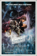 "Movie Posters:Science Fiction, The Empire Strikes Back (20th Century Fox, 1980). One Sheet (27"" X41"") Style A. Science Fiction.. ..."