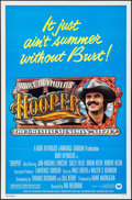 "Movie Posters:Action, Hooper (Warner Brothers, 1978). One Sheets (2) (27"" X 41"") Styles Cand D & Mini Lobby Card Set of 8 (8"" X 10""). Action.. ...(Total: 10 Items)"