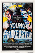 "Movie Posters:Comedy, Young Frankenstein (20th Century Fox, 1974). International One Sheet (27"" X 41""). Comedy.. ..."