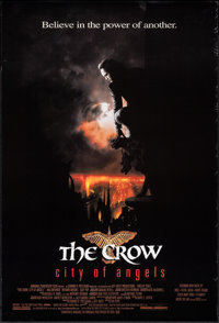 """The Crow: City of Angels (Miramax/Dimension, 1996). One Sheet (27"""" X 40"""") SS. Action"""