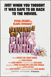 """Revenge of the Pink Panther (United Artists, 1978). One Sheet (27"""" X 41"""") & Lobby Card Set of 8 (11""""..."""