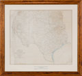 Miscellaneous:Maps, Robert T. Hill. Map of Texas and Parts of AdjoiningTerritories...