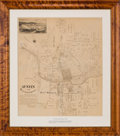 Miscellaneous:Maps, Promotional Plat Map: Austin and Surrounding Properties....