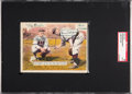 Autographs:Sports Cards, Signed 1936 R312 Arky Vaughn & Honus Wagner SGC Authentic. ...