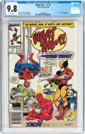 Modern Age (1980-Present):Humor, What The..?! #1 (Marvel, 1988) CGC NM/MT 9.8 White pages....