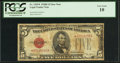 Small Size:Legal Tender Notes, Fr. 1529* $5 1928D Legal Tender Note. PCGS Very Good 10.. ...