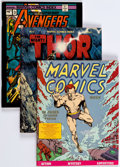 Magazines:Superhero, Marvel Comics Index Group of 12 (G&T Enterprises, 1977-79)Condition: FN.... (Total: 12 Comic Books)