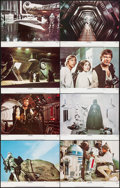 """Movie Posters:Science Fiction, Star Wars (20th Century Fox, 1978). Lobby Card Set of 8 (11"""" X 14""""). Science Fiction.. ... (Total: 8 Items)"""