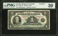Canadian Currency: , Canada BC-2 $1 1935.. ...