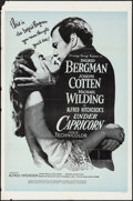 """Movie Posters:Hitchcock, Under Capricorn (Warner Brothers, R-1960s). One Sheet (27"""" X 41""""). Hitchcock.. ..."""