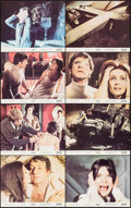 """Movie Posters:Horror, The Legend of Hell House (20th Century Fox, 1973). Mini Lobby Card Set of 8 (8"""" X 10""""). Horror.. ... (Total: 8 Items)"""
