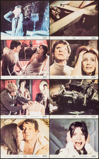 "The Legend of Hell House (20th Century Fox, 1973). Mini Lobby Card Set of 8 (8"" X 10""). Horror. ... (Total: 8..."