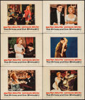 "Movie Posters:Romance, The Prince and the Showgirl (Warner Brothers, 1957). Lobby Cards(6) (11"" X 14""). Romance.. ... (Total: 6 Items)"