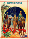 "Movie Posters:Drama, Star of Bethlehem (Thanhouser, 1912). British Poster (30"" X 40"")....."
