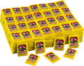 Non-Sport Cards:Unopened Packs/Display Boxes, Hoard of 1978 Topps Grease Series One Wax Packs (500). ...
