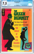 Silver Age (1956-1969):Adventure, The Green Hornet #2 (Gold Key, 1967) CGC VF- 7.5 White pages....