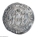Mexico: Mexico, Carlos and Joanna 8 Reales ND (1538). Since the re-discovery of certain archival documents by Dr. Albert...