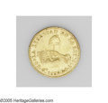 Mexico: , Mexico: Republic gold 2 Escudos 1839Ga-JG 9/5, KM380.3, VF-XF,lightly cleaned, the overdate is probable and is unpriced in theSCWC...
