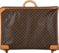 "Luxury Accessories:Travel/Trunks, Louis Vuitton Classic Monogram Canvas Suitcase. Good to VeryGood Condition. 29"" Width x 21"" Height x 9"" Depth. ..."
