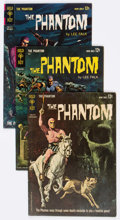 Silver Age (1956-1969):Adventure, Phantom Group of 13 (Gold Key, 1963-70) Condition: Average FN.... (Total: 13 Comic Books)