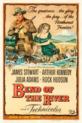 "Movie Posters:Western, Bend of the River (Universal International, 1952). One Sheet (27"" X41"").. ..."