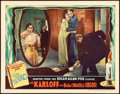 "Movie Posters:Horror, The Raven (Universal, 1935). Lobby Card (11"" X 14"").. ..."