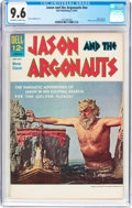 Silver Age (1956-1969):Adventure, Movie Classics: Jason and the Argonauts (Dell, 1963) CGC NM+ 9.6 Off-white to white pages....