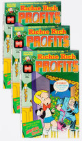 Bronze Age (1970-1979):Cartoon Character, Richie Rich Profits #1 File Copies Group of 100 (Harvey, 1974) Condition: Average NM-.... (Total: 100 Comic Books)