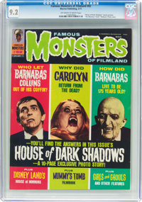 Famous Monsters of Filmland #82 (Warren, 1971) CGC NM- 9.2 Off-white to white pages