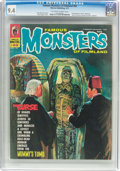 Magazines:Horror, Famous Monsters of Filmland #83 (Warren, 1971) CGC NM 9.4 Off-white to white pages....