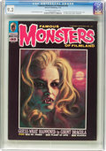 Magazines:Horror, Famous Monsters of Filmland #95 (Warren, 1973) CGC NM- 9.2 Off-white to white pages....
