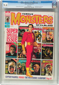 Magazines:Horror, Famous Monsters of Filmland #101 (Warren, 1973) CGC NM 9.4 White pages....