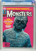 Magazines:Horror, Famous Monsters of Filmland #143 (Warren, 1978) CGC NM- 9.2 Off-white to white pages....