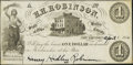 Obsoletes By State:Ohio, New London, OH- H.H. Robinson $1 Apr. 1, 1850 Remainder. ...
