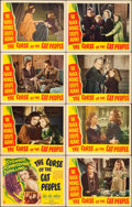"Movie Posters:Horror, The Curse of the Cat People (RKO, 1944). Lobby Card Set of 8 (11"" X14"").. ... (Total: 8 Items)"