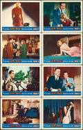 "Movie Posters:Hitchcock, Dial M for Murder (Warner Brothers, 1954). Lobby Card Set of 8 (11""X 14"").. ... (Total: 8 Items)"