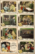 """Movie Posters:Drama, Resurrection (United Artists, 1927). Lobby Card Set of 8 (11"""" X 14"""").. ... (Total: 8 Items)"""