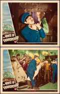 """Movie Posters:Horror, House of Frankenstein (Universal, 1944). Lobby Cards (2) (11"""" X 14"""").. ... (Total: 2 Items)"""