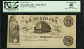 Obsoletes By State:Ohio, New London, OH - H.H. Robinson $2 185_ Remainder Wolka 1869-06. ...