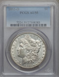 1893-O $1 AU55 PCGS. PCGS Population: (424/1373). NGC Census: (321/1050). Mintage 300,000. From The Oklahoma Morgan ...(...