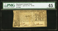 Colonial Notes:Maryland, Maryland April 10, 1774 $2 PMG Choice Extremely Fine 45.. ...