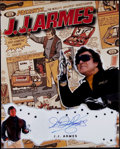 "Autographs:Photos, Jay J. Armes Signed 16x20"" Photo. ..."
