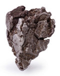 Meteorites:Irons, Campo del Cielo Meteorite. Iron, coarse octahedrite. Gran Chaco, Argentina. 1.46 x 1.15 x 0.79 inches (3.71 x 2.93 x 2.00 ...